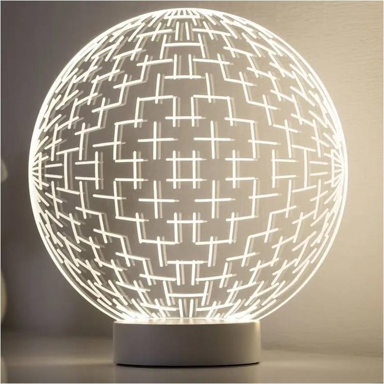 Paulmann 79532 - Lampă de masă LED BASIC LED/3W/230V