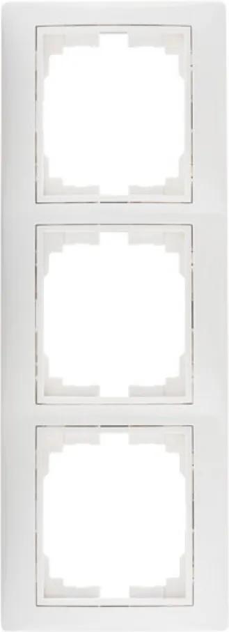 Kanlux 24768 Schimbați cadrul Domo alb