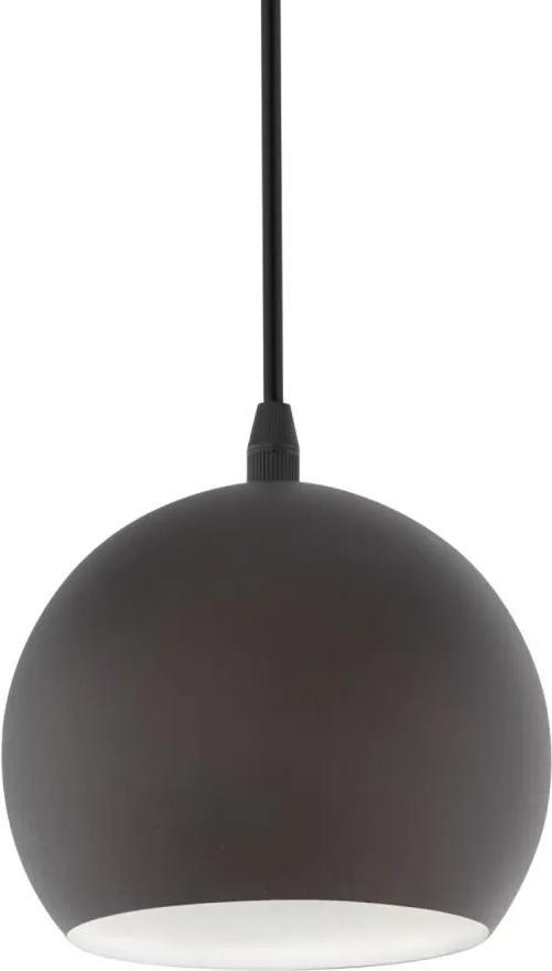 Eglo 94893 - Lustra PETTO 3 1xE14/40W/230V