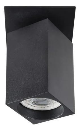 Lampă spot încastrată CHIRO 1xGU10/35W/230V negru