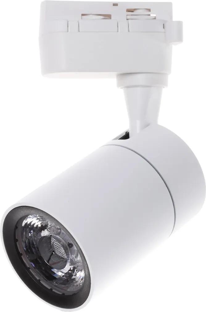 Downlight Sina Track Light 12W White 4000K Milagro Modern, LED, Alb, ML3915, Polonia