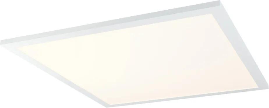 Globo 41604D3 Panel LED ROSI alb aluminiu LED - 1 x 40W 3200lm 3000K IP20 A