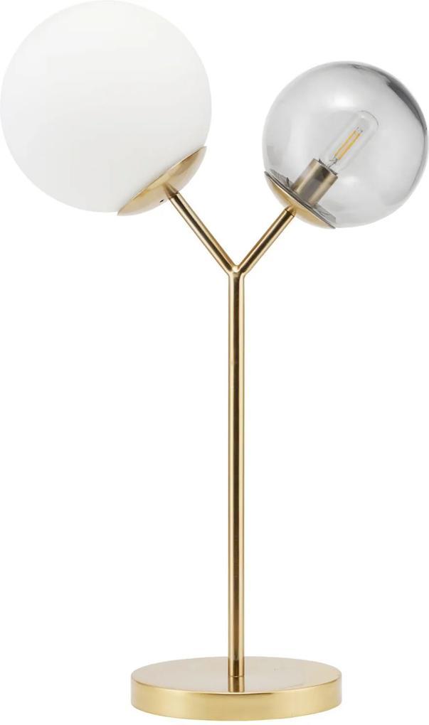 Lampa de masa Twice Brass