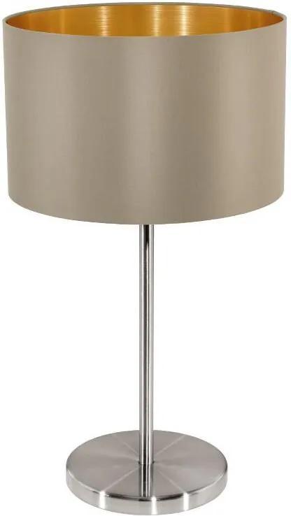 Eglo 31629 - Lampa de masa MASERLO 1xE27/60W/230V