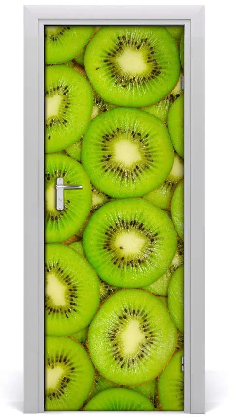 Autocolante pentru usi kiwi