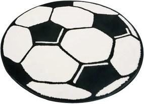 Covor Hanse Home Football, ⌀ 100 cm