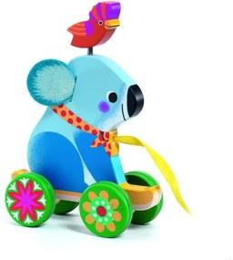 Jucărie din lemn pentru copii Djeco Koala