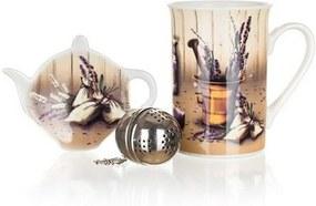 Set de ceai 3 buc. Banquet LEVENDER