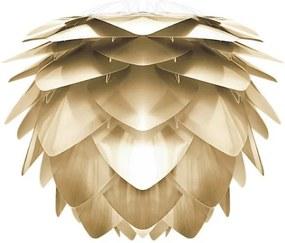 Abajur UMAGE Silvia, Ø 32 cm, auriu