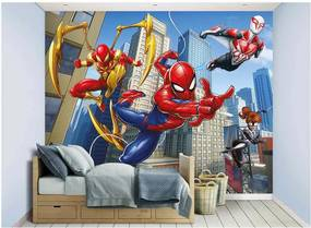 Walltastic Super Spiderman - fototapet pe perete 305x244 cm
