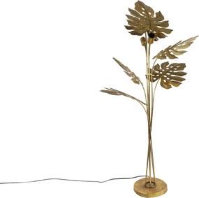 Lampa Podea E27 Maldus brass