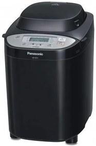 Panasonic Cuptor de paine SD-2511KXE, alimentator automat de stafide, 17 programe automate de paine, negru