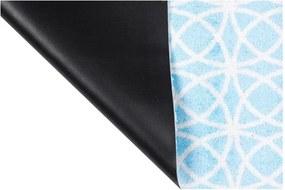 Covor Hanse Home Magic Ornament, 50 x 70 cm, albastru