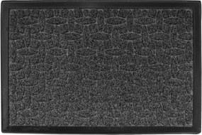 Covoraș Domarex Pips Mat, gri, 40 x 60 cm
