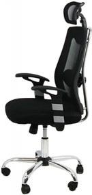 Scaun ergonomic de birou OFF 988 Negru