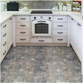 Autocolant de podea Ambiance Paving, 30 x 30 cm