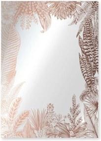 Oglindă de perete Surdic Espejo Kentia Copper, 50 x 70 cm