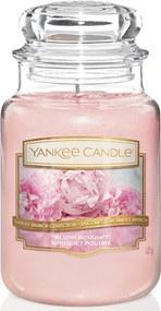 Yankee Candle roz parfumata lumanare Blush Bouquet Classic mare
