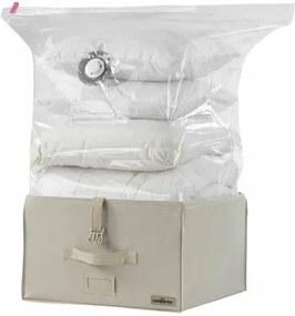 Compactor Cutie cu sac întărit pentru depozitare în vid, 42 x 42 x 25 cm