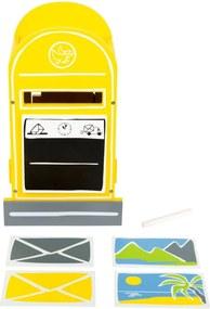 Cutie poștală din lemn pentru copii Legler Mailbox