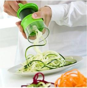 Recipient pentru tăiat legume în formă de spirală InnovaGoods