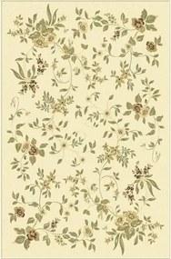 Covor sintetic Atlas imprimeu floral 80x150 cm
