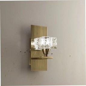 Mantra ZEN 1436 Aplice cu brațe alama 1xG9 max. 33 W 90x11.3x20 cm