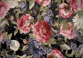 Fototapet - Flori bujori (254x184 cm), în 8 de alte dimensiuni noi