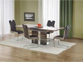 LORD masă extensibilă gri deschis/ gri închis