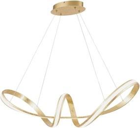 Paul Neuhaus 8292-12 - LED Lustră pe cablu dimmabilă MELINDA 1xLED/38W/230V