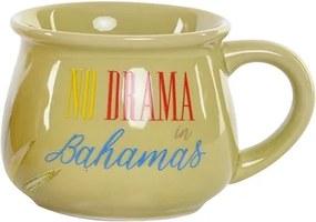 Cana Green Bahamas din ceramica 11 cm