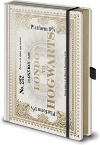 Harry Potter - Hogwarts Express Ticket Premium Carnețele