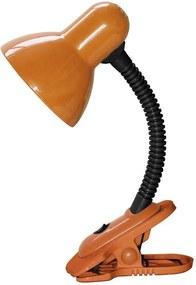 Rábalux Dennis 4258 Lămpi de masă cu clemă orange metal E27 1x MAX 40W IP20
