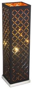 Globo 15229T2 - Lampă de masă CLARKE 1xE27/40W/230V