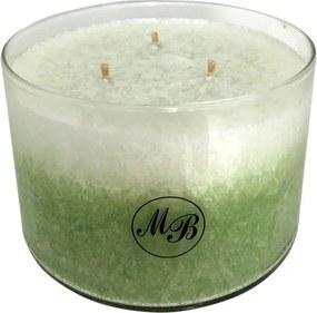 Mia Bella's Lumanare Parfumata Bamboo and Watermint 567g