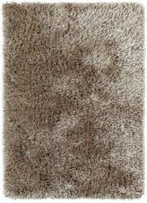 Covor țesut manual Think Rugs Monte Carlo Mink, 60 x 115 cm, maro