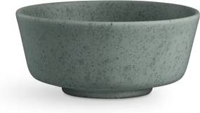 Bol din ceramică Kähler Design Ombria, ⌀ 15 cm, verde