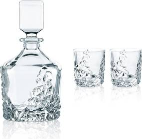 Set pentru whiskey din cristal Nachtmann Sculpture Whisky Set