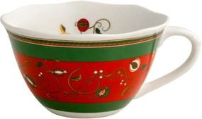 Cană Brandani Tempo di Festa, motive crăciun