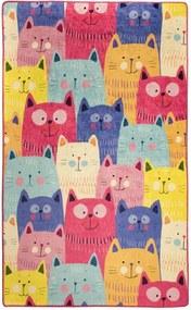 Covor copii Cats, 140 x 190 cm