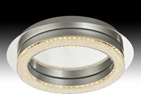 Top Light - LED Plafoniera CRYSTAL LED/12W/230V