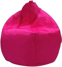 Fotoliu sac Evegreen House Droplet, roz