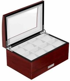 Cutie pentru ceasuri si stilouri de lux