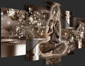Tablou Bimago - Inner Harmony 100x50 cm
