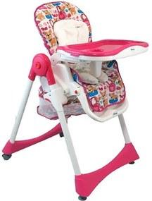 BABY MIX  Scaun de masa pentru copii Baby Mix YB 602 2861 Pink