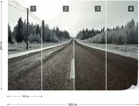 Fototapet GLIX - Going Somewhere + adeziv GRATUIT Tapet nețesute - 254x184 cm