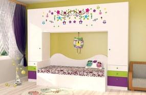 Camera pentru copii Bufnite