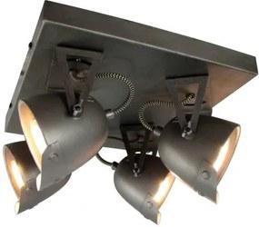 Plafoniera directionabila design Industrial Ka 4