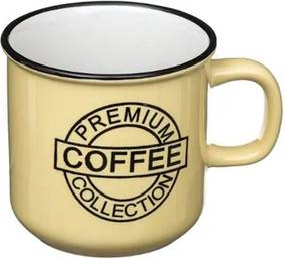Cana Coffe Creme, ceramica, 420 ml, 9.5x9.5 cm