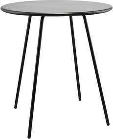 Masa Cafea PI SERIES - Metal Gri Diametru(70cm) x Inaltime(75 cm)